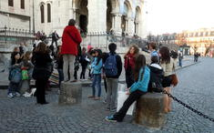AHS students in France 2011